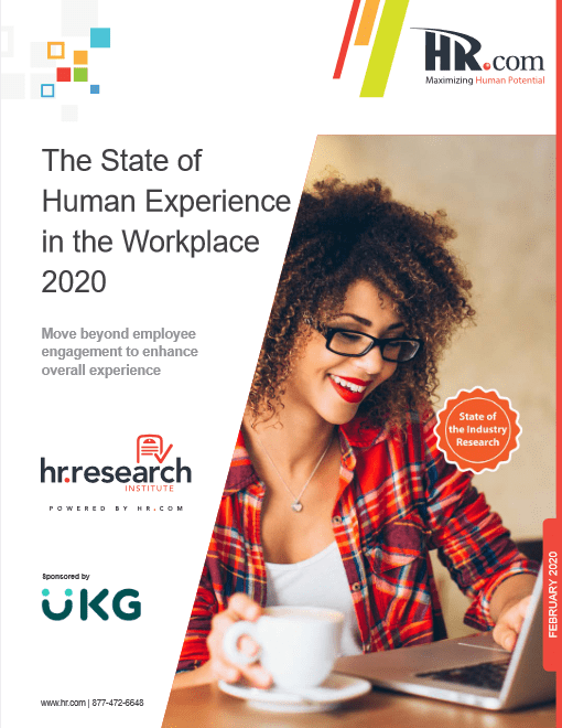 The State of Human Experience in the Workplace 2020 -TechProspect The State of Human Experience in the Workplace 2020 -TechProspect