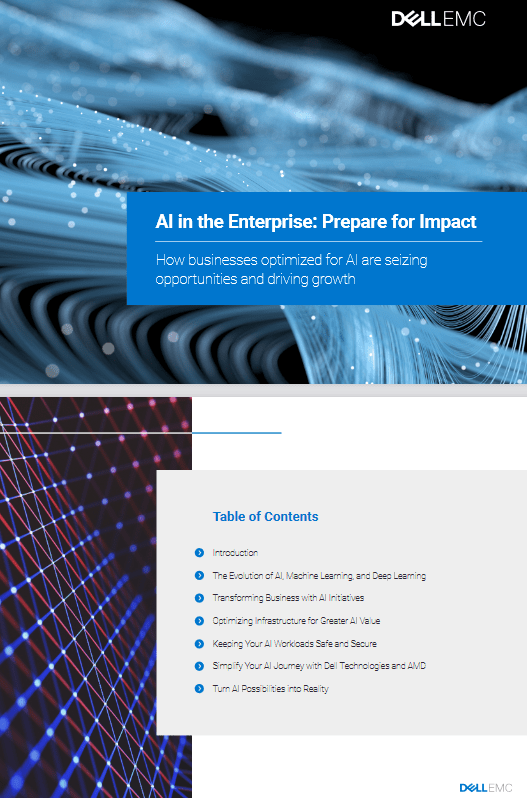 AI in the Enterprise Prepare for Impact -TechProspect AI in the Enterprise Prepare for Impact -TechProspect