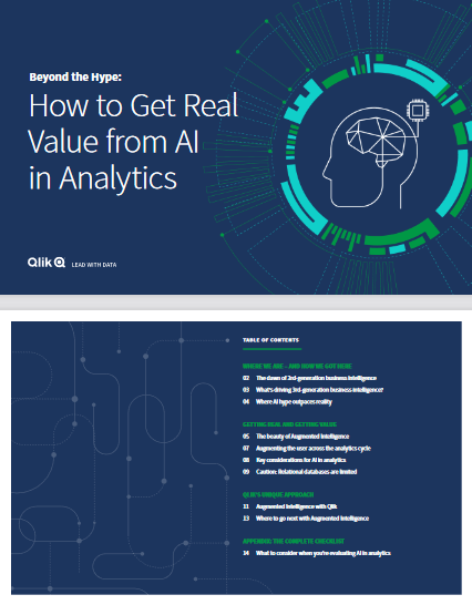 Beyond the Hype: How to Get Real Value from AI in Analytics -TechProspect Beyond the Hype: How to Get Real Value from AI in Analytics -TechProspect