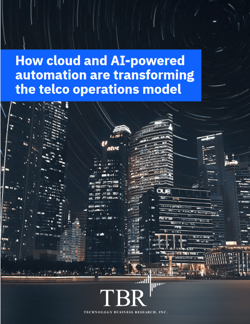 How Cloud and AI-Powered Automation are Transforming The Telco Operations Model -TechProspect How Cloud and AI-Powered Automation are Transforming The Telco Operations Model -TechProspect