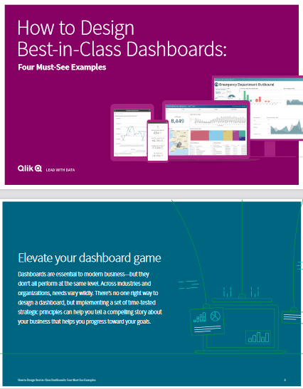 How to Design Best-in-Class Dashboards – Four Must-See Examples -TechProspect How to Design Best-in-Class Dashboards – Four Must-See Examples -TechProspect