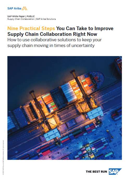 Nine Practical Steps You Can Take to Improve Supply Chain Collaboration Right Now -TechProspect Nine Practical Steps You Can Take to Improve Supply Chain Collaboration Right Now -TechProspect