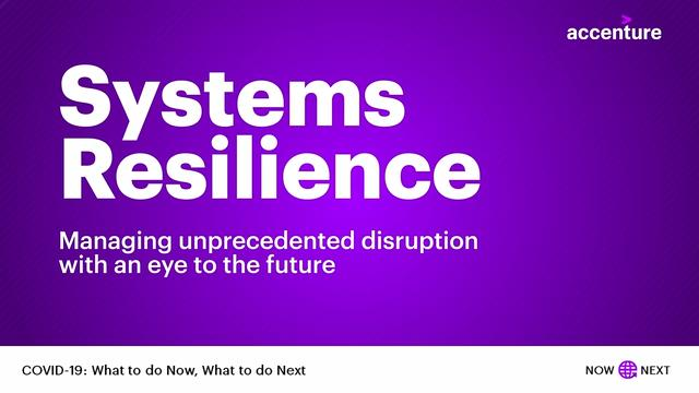 Systems Resilience and ServiceNow -TechProspect Systems Resilience and ServiceNow -TechProspect