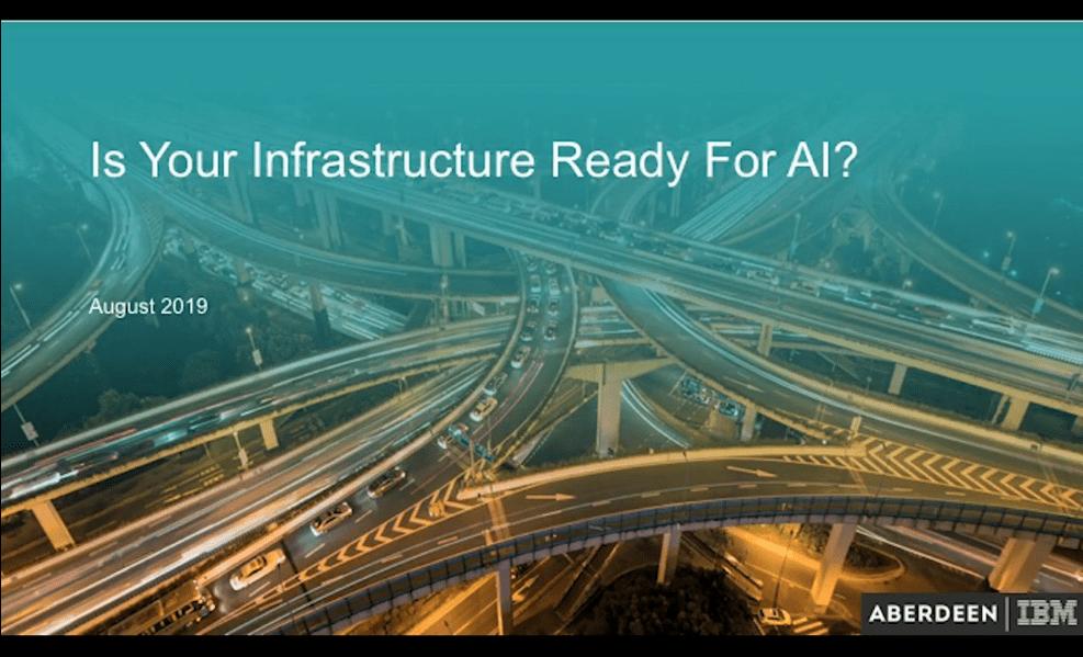 Aberdeen Webinar: Is your Infrastructure ready for AI? -TechProspect Aberdeen Webinar: Is your Infrastructure ready for AI? -TechProspect