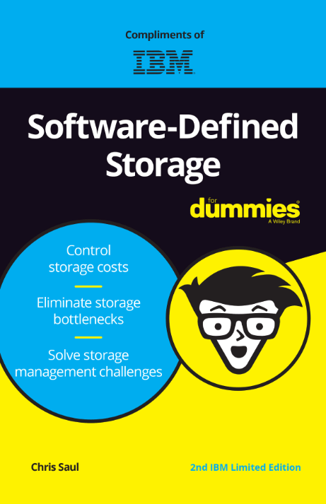 Software-Defined Storage for Dummies -TechProspect Software-Defined Storage for Dummies -TechProspect