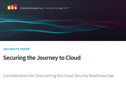 Securing the Journey to Cloud -TechProspect Securing the Journey to Cloud -TechProspect