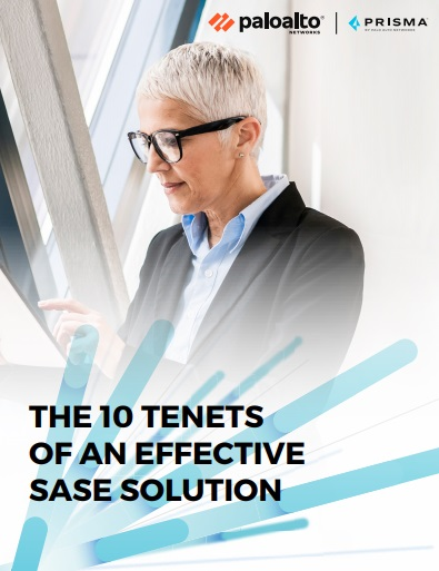 The 10 Tenets Of An Effective Sase Solution -TechProspect The 10 Tenets Of An Effective Sase Solution -TechProspect
