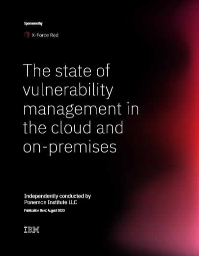 The state of vulnerability management in the cloud and on-premises -TechProspect The state of vulnerability management in the cloud and on-premises -TechProspect