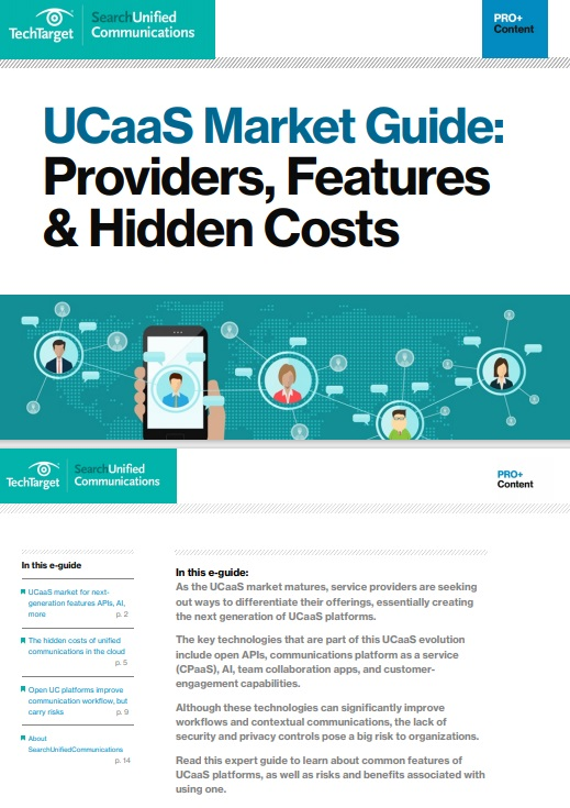 UCaaS Market Guide: Providers, Features & Hidden Costs -TechProspect UCaaS Market Guide: Providers, Features & Hidden Costs -TechProspect