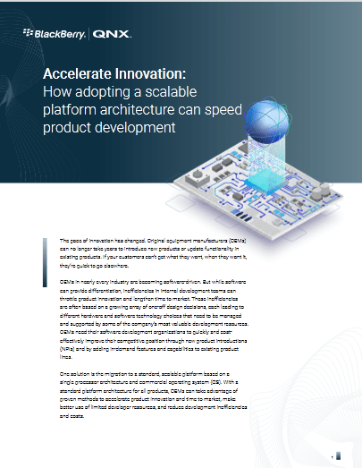 Accelerate Innovation How Adopting a Scalable Platform Architecture Can Speed Product Development -TechProspect Accelerate Innovation How Adopting a Scalable Platform Architecture Can Speed Product Development -TechProspect