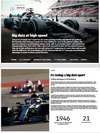 Big data at high speed -TechProspect Big data at high speed -TechProspect