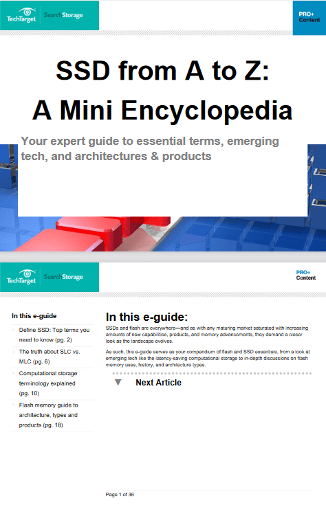 SSD from A to Z – A Mini Encyclopedia -TechProspect SSD from A to Z – A Mini Encyclopedia -TechProspect