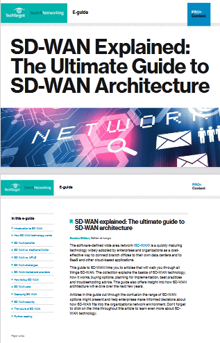 SD-WAN Explained – The Ultimate Guide To Sd-Wan Architecture -TechProspect SD-WAN Explained – The Ultimate Guide To Sd-Wan Architecture -TechProspect