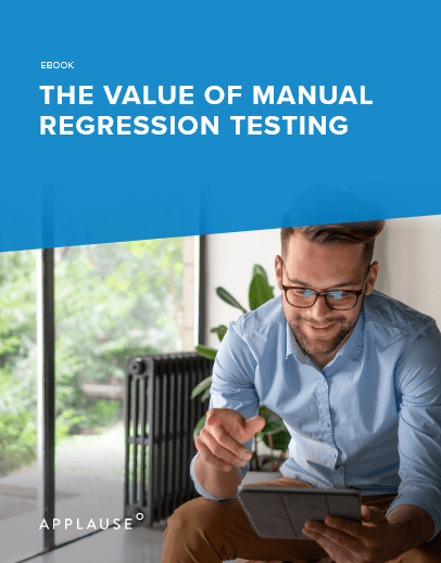 The Value of Manual Regression Testing -TechProspect The Value of Manual Regression Testing -TechProspect