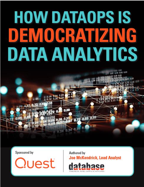 How Dataops is Democratizing Data Analytics -TechProspect How Dataops is Democratizing Data Analytics -TechProspect