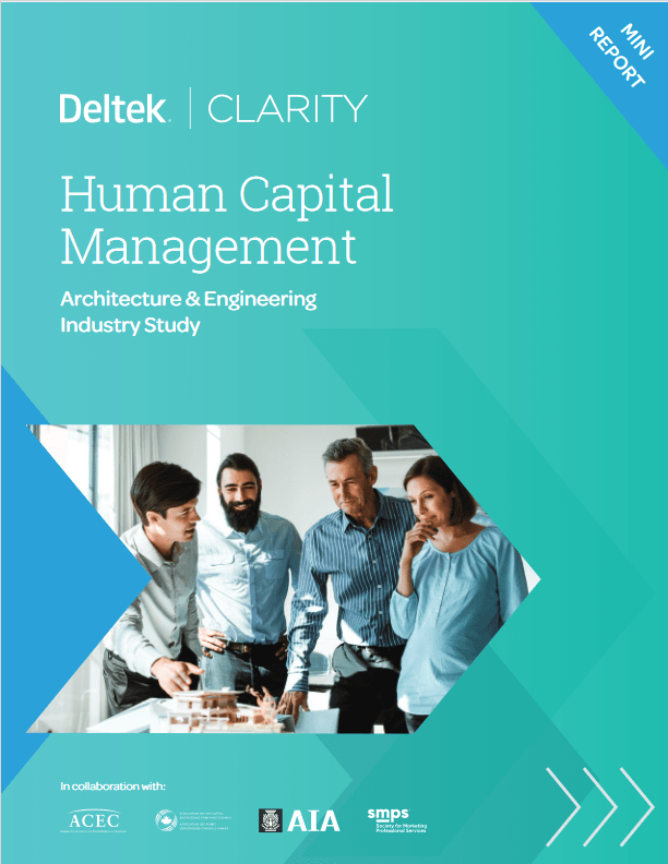 Human Capital Management Report by Deltek -TechProspect Human Capital Management Report by Deltek -TechProspect