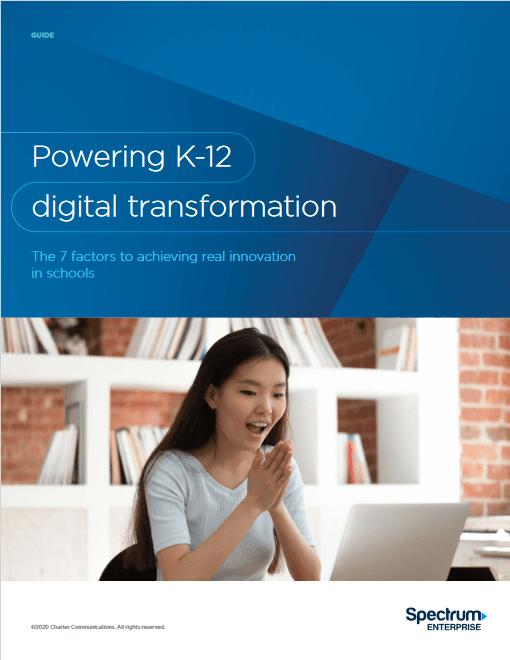 Powering K-12 Digital Transformation -TechProspect Powering K-12 Digital Transformation -TechProspect