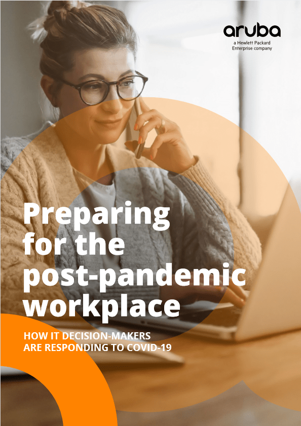 Preparing for the Post-Pandemic Workplace -TechProspect Preparing for the Post-Pandemic Workplace -TechProspect