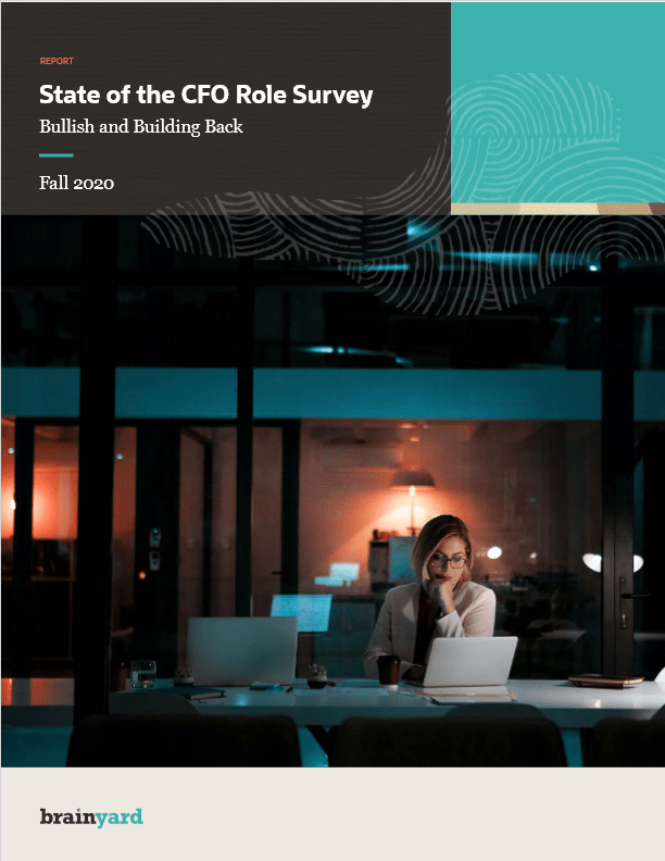 State of the CFO Role Survey – Bullish and Building Back -TechProspect State of the CFO Role Survey – Bullish and Building Back -TechProspect