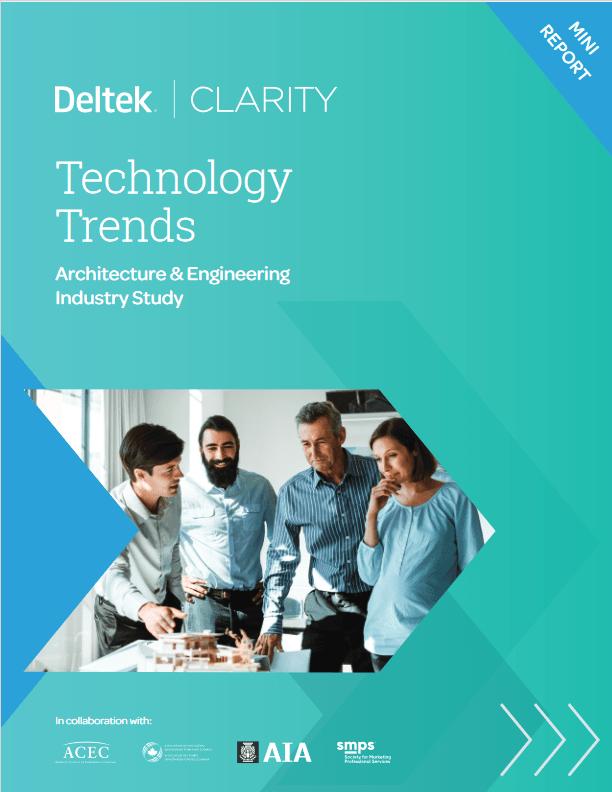 Technology Trends Report by Deltek -TechProspect Technology Trends Report by Deltek -TechProspect