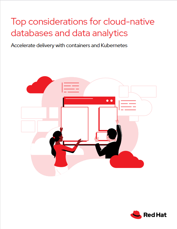 Top Considerations For Cloud-native Databases and Data Analytics -TechProspect Top Considerations For Cloud-native Databases and Data Analytics -TechProspect