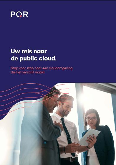 Your Journey To the Public Cloud -TechProspect Your Journey To the Public Cloud -TechProspect