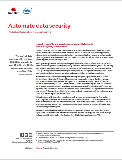 Automate Data Security -TechProspect Automate Data Security -TechProspect