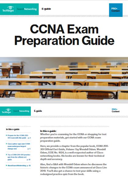 CCNA Exam Preparation Guide -TechProspect CCNA Exam Preparation Guide -TechProspect