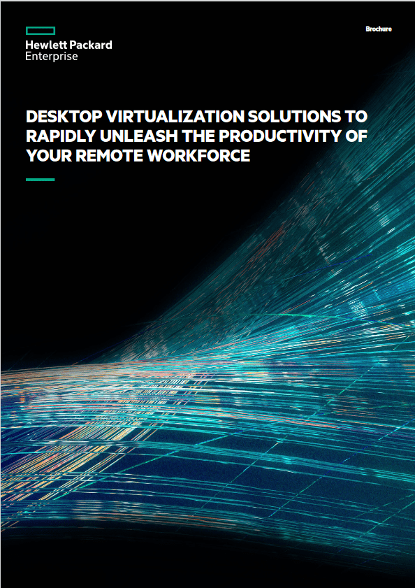 Desktop Virtualization Solutions to Rapidly Unleash the Productivity of Your Remote Workforce -TechProspect Desktop Virtualization Solutions to Rapidly Unleash the Productivity of Your Remote Workforce -TechProspect