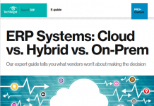 Tales from Trenches: Lessons learned from managing hybrid multicloud infrastructure (IBM + Forrester) -TechProspect