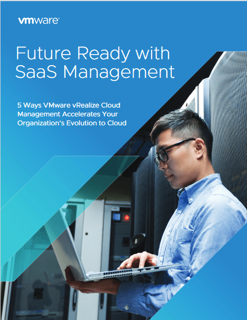Future Ready with SaaS Management -TechProspect Future Ready with SaaS Management -TechProspect