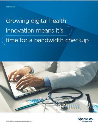 Growing Digital Health Innovation Means Its Time for a Bandwidth Check Up -TechProspect Growing Digital Health Innovation Means Its Time for a Bandwidth Check Up -TechProspect