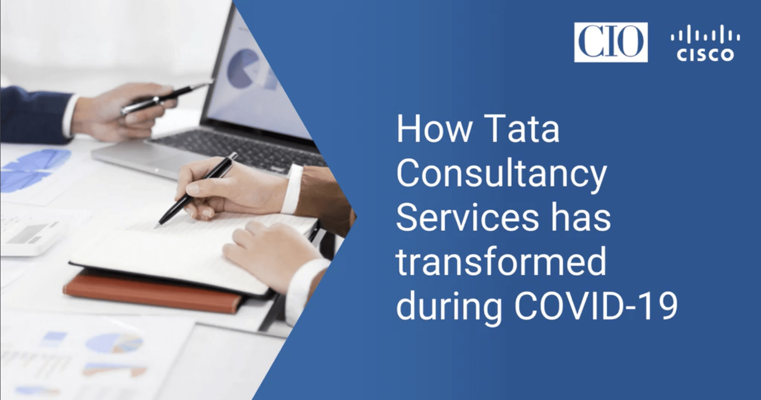 How Tata Consultancy Services has transformed during COVID-19 -TechProspect How Tata Consultancy Services has transformed during COVID-19 -TechProspect