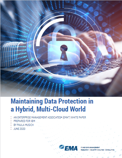 Maintaining Data Protection in a Hybrid, Multicloud World -TechProspect Maintaining Data Protection in a Hybrid, Multicloud World -TechProspect