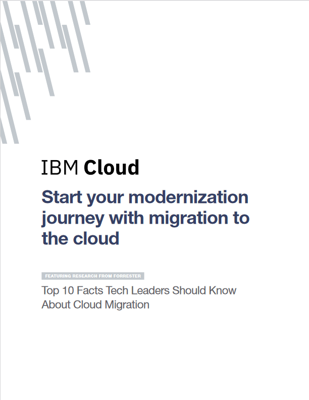 Start Your Modernization Journey with Migration to the Cloud -TechProspect Start Your Modernization Journey with Migration to the Cloud -TechProspect
