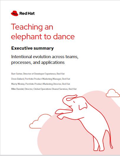 Teaching An Elephant To Dance -TechProspect Teaching An Elephant To Dance -TechProspect
