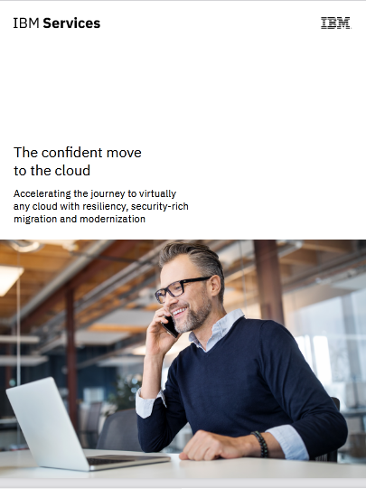 The Confident Move to The Cloud -TechProspect The Confident Move to The Cloud -TechProspect