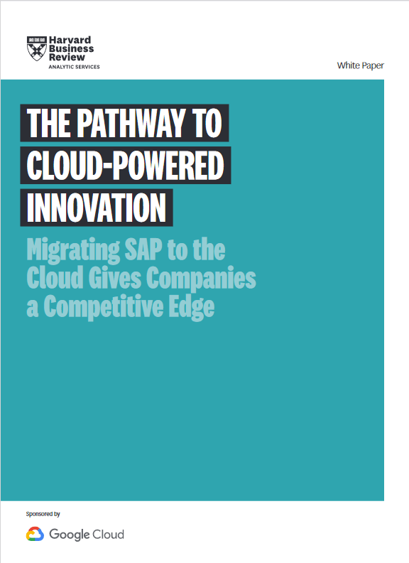 The Pathway to Cloud-powered Innovation -TechProspect The Pathway to Cloud-powered Innovation -TechProspect