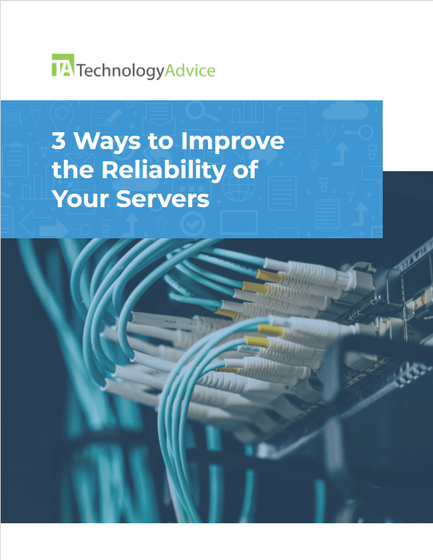 3 Ways to Improve the Reliability of Your Servers -TechProspect 3 Ways to Improve the Reliability of Your Servers -TechProspect