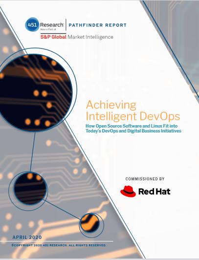 Achieving Intelligent DevOps -TechProspect Achieving Intelligent DevOps -TechProspect