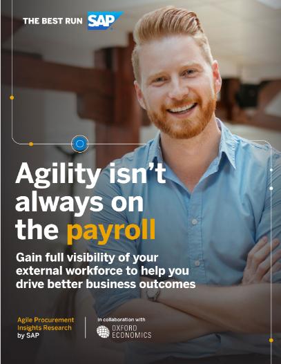 Agility isn't Always On The Payroll -TechProspect Agility isn't Always On The Payroll -TechProspect
