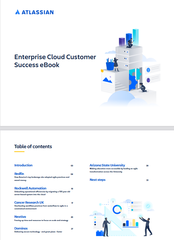 Enterprise Cloud Customer Success eBook -TechProspect Enterprise Cloud Customer Success eBook -TechProspect