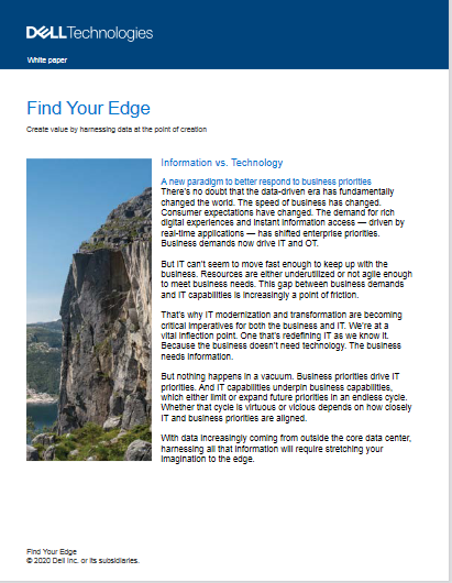 Find Your Edge -TechProspect Find Your Edge -TechProspect