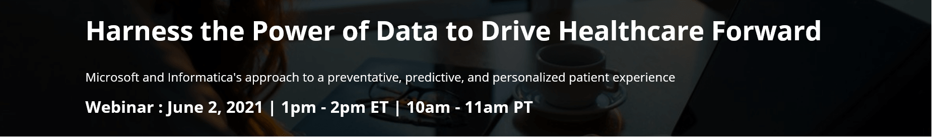 Harness the Power of Data to Drive Healthcare Forward -TechProspect Harness the Power of Data to Drive Healthcare Forward -TechProspect