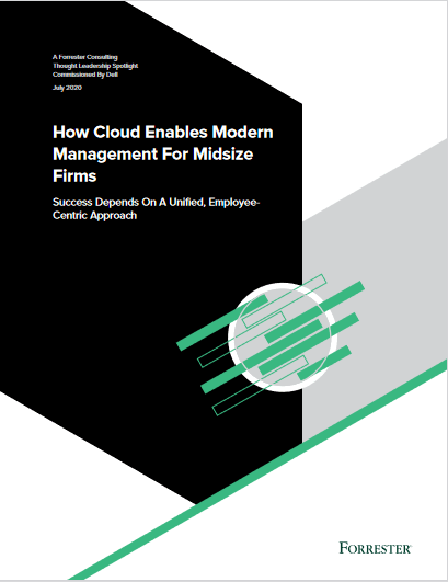 How Cloud Enables Modern Management For Midsize Firms -TechProspect How Cloud Enables Modern Management For Midsize Firms -TechProspect