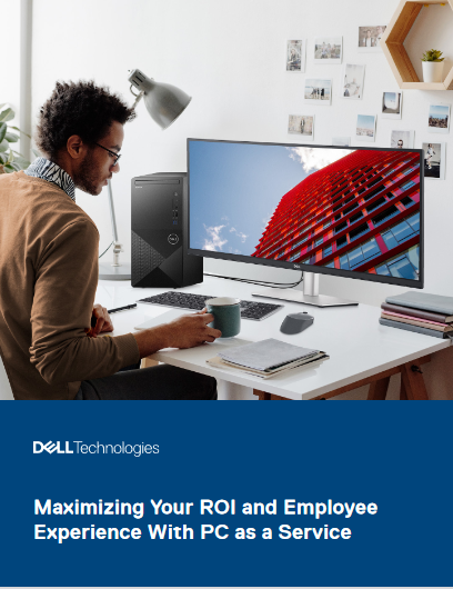 Maximizing Your ROI and Employee Experience With PC as a Service -TechProspect Maximizing Your ROI and Employee Experience With PC as a Service -TechProspect