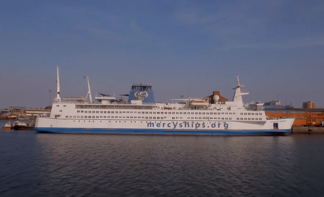 Mercy Ships Explains the Technology Behind Hope and Healing -TechProspect Mercy Ships Explains the Technology Behind Hope and Healing -TechProspect