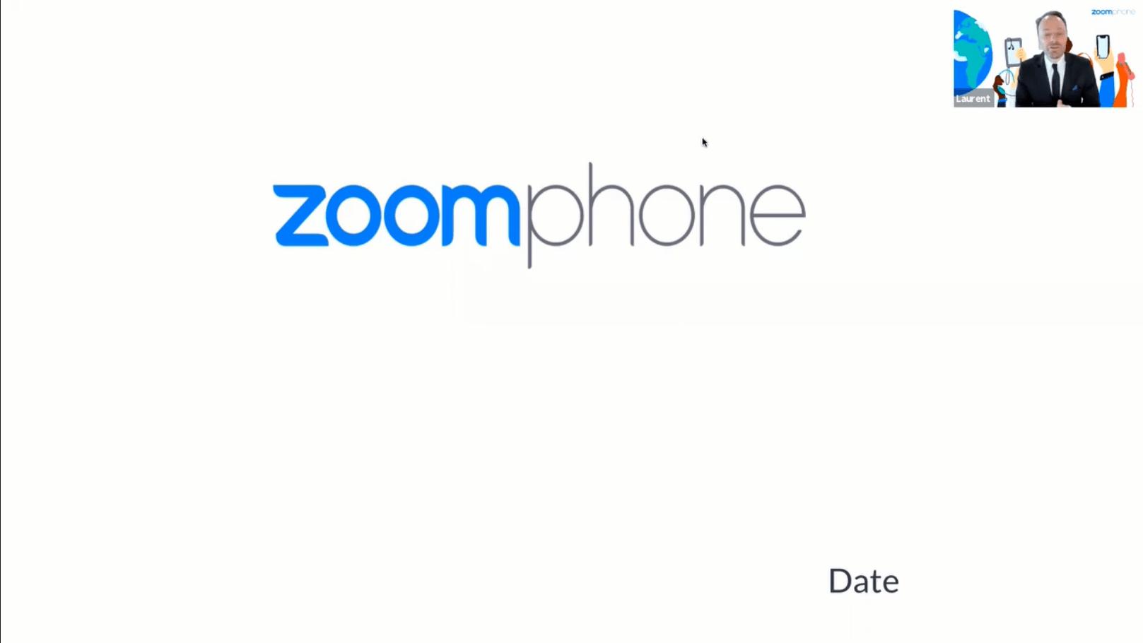Premiers pas sur Zoom Phone -TechProspect Premiers pas sur Zoom Phone -TechProspect
