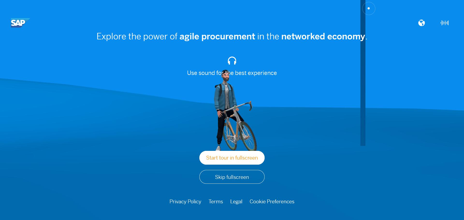 Procurement Virtual Experience Bicycle Tour -TechProspect Procurement Virtual Experience Bicycle Tour -TechProspect