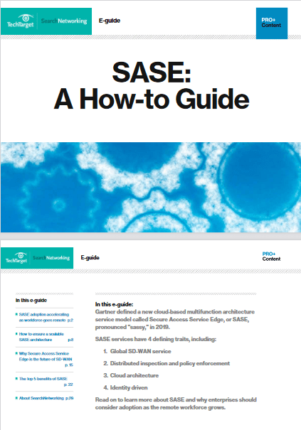 SASE – A How to Guide -TechProspect SASE – A How to Guide -TechProspect